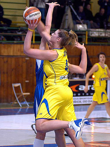 Jennifer Smith (Delta ICP Kosice)